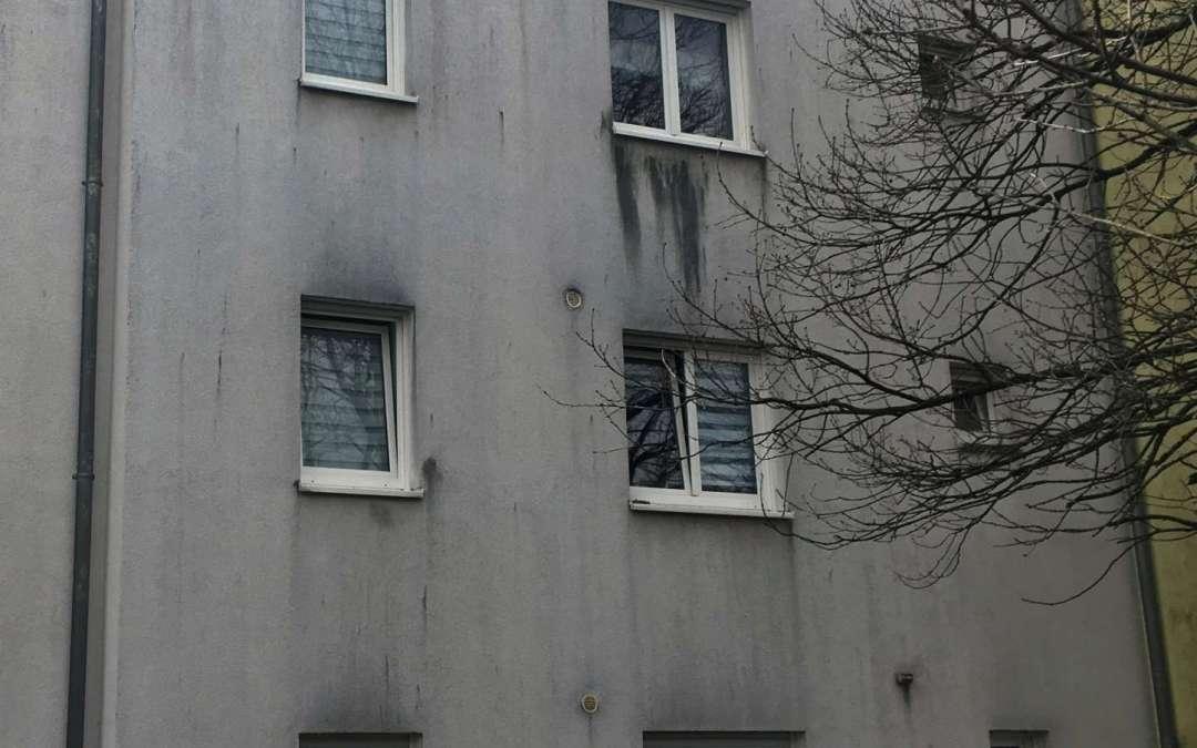 Werterhalt durch Fassadenreinigung
